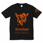 【Rebellion】T-shirt