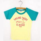 MEI KIDS  Raglan sleeve(メイ キッズ ラグランTシャツ 半袖シャツ) KME-000-172014