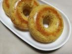 落花生の焼きドーナツ