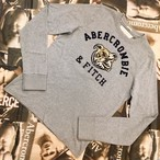 Abercrombie&Fitch MENS ロンT Mサイズ