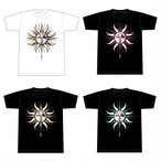 【Tripleredcard LOVE・太陽Tシャツ】