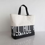 Tote Bag (S) / White  TSW-0015