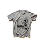 【数量限定】SALLYS オリジナルTシャツ「RUN TOGETHER」Men's