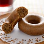 【定期購入】アールグレイ 米粉100%手焼きドーナツ グルテンフリー