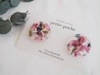 【残り1点】petite poche Botanical ピアス/イヤリング