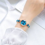 Kimio AF-6352(Blue) レディース腕時計