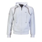 OR5903020  Racing Spirit Hoodie (WHITE)