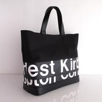 Tote Bag (S) / Black  TSB-0030