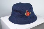 b'LA'ZZ BUCKET HAT [NAVY]