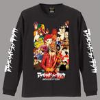 """【EROSTIKA】 エロスティカ  """"アナザーサイドオブテヅカ Vol.2"""" by Rockin'Jelly Bean Long Sleeve T-Shirt ロングスリーブティーシャツ"""