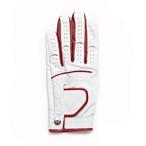 【Men's】 Athlete Glove S-22cm white-red