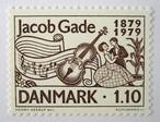 ヤコブ・ゲーゼ没後100年 / デンマーク 1979