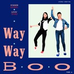 "WAY WAVE - SUMMER GIRL / LOVIN' YOU(7"")"