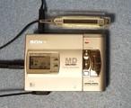 MDポータブルレコーダー SONY MZ-R50 MDLP非対応 録音良好・完動品