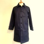 Soutien Collar Coat Navy