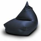 ソファクラスの特大ビーズクッションRg Lサイズ 日本製 [デニム調(撥水加工)] ビーズ 座椅子