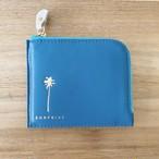 【予約:6月上旬〜中旬発送】Mini wallet - Jay Blue