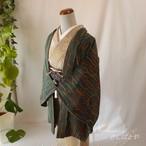 正絹 千歳緑(せんざいみどり)の羽織
