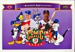 MLBカード 92UPPERDECK Looney Tunes #154