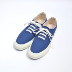 RESTFOLK 倉敷帆布×MOONSTAR デッキシューズ / BLUE