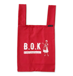 B.O.K Eco Bag -RED-