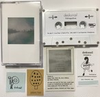 """gal-059 desksnail """"holmeparkvej"""" カセットテープ"""
