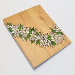 Wood File A4 【Tuberosa Lei】