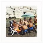 ナポリの夏の海岸 #2