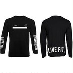 LIVE FIT Underline Long Sleeve