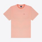 Striped Pocket Top(Coral)