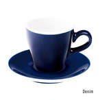 【国内正規品】LOVERAMICS(ラブラミクス) Tulip 180ml Cappuccino Cup&Saucer カプチーノカップ
