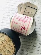 【再販!今回で販売終了】Étiquette de prix (プライスタグラベルセット)