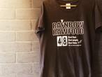 Rainbow Rawfood Staff Tshirt