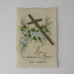 CELLULOID HOLY CARD /vp0001