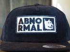 ABNORMAL CAP黒(送料込み)