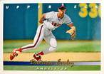 MLBカード 93UPPERDECK Damion Easley #377 ANGELS