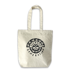 YOUNGER GENERATION Tote Bag -Sky & Sea- <BLACK>