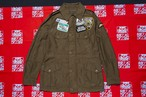 RRL CRASTY CUSTOM ARMY JACKET