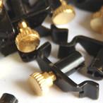 ブラック金属二胡微調整金具
