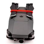 処分限定特価★DJI Mavic Pro用 移動時・保管用 プロペラ固定器 2個1セット(カラー, 赤)