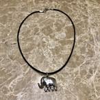 一点物 プチ ゾウさんのネックレス