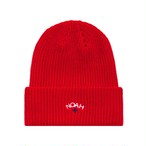 Core Logo Beanie(Red)
