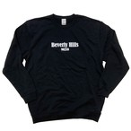 Beverly Hills 90210 Embroidery Logo Sweat