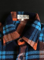 Vintage French Flannel Shirt