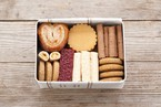 le fleuveのクッキー缶  - 7種のクッキーアソートメント -   《再入荷 決定!》数量限定販売