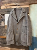 1930-40's french farmers tweed jacket