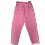 スラックス Sweat Slacks Pants/Pink