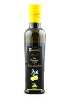レモンオリーブオイル100ml Olio al limone di Sorrento I.G.P.