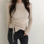 【tops】着やせタイ知的なイメージセーター 24536042