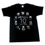 10周年Tシャツ ver.1(ブラック)